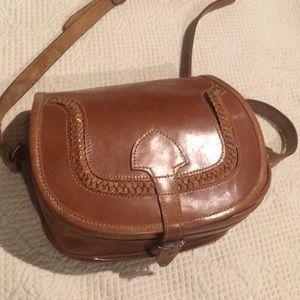 Handbags - Genuine leather 9x7.5 bag.